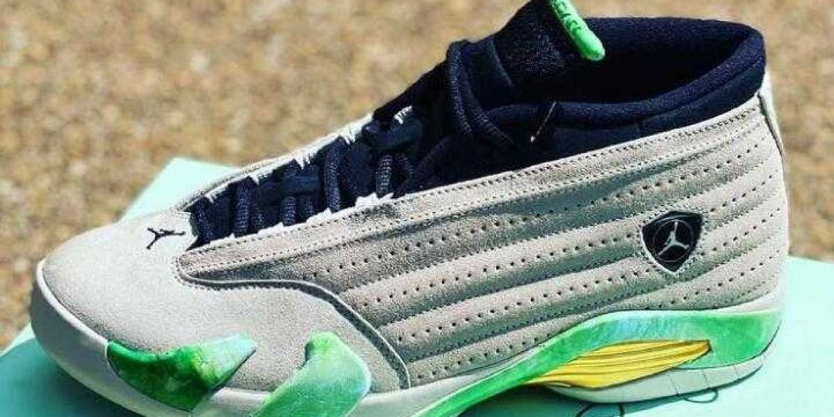 When Can We Expect Aleali May x Air Jordan 14 Low to Debut